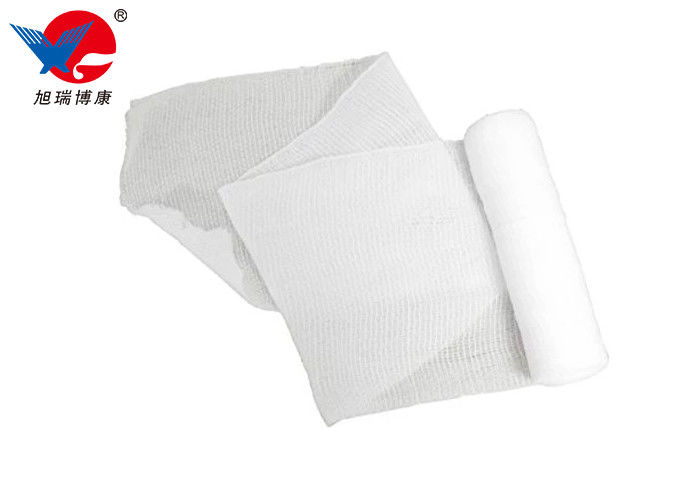 Polyester High Elastic Bandage Sterilizable For Control Swelling And Stop Bleeding